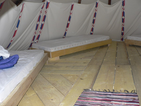 Le Erwan's Tipi Camp Location Tipi Aisne